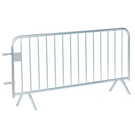 Barrière de sécurité 18 barreaux longueur 250 cm