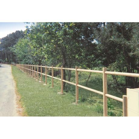 Lisse pour clôture Normandie