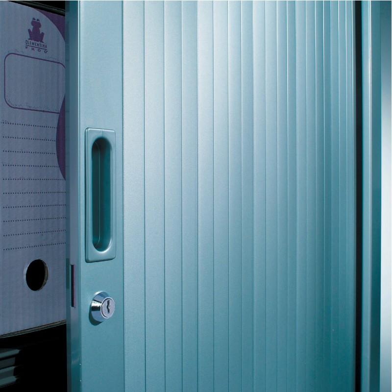 armoire rideaux corps aluminium l 120 cm x h 100 cm. Black Bedroom Furniture Sets. Home Design Ideas