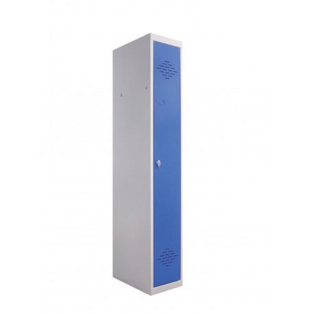 Vestiaire Monobloc 1 Case Largeur 30 Cm Pour Industrie Propre