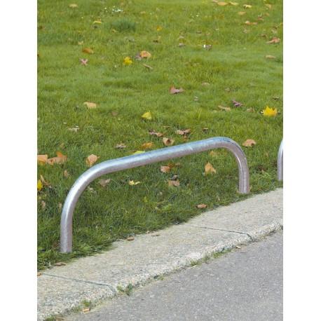 Arceau de bordure galvanisé L. 100 cm