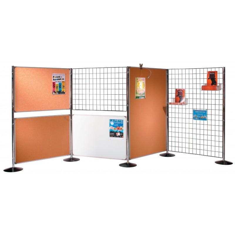1 2 panneau laqu magn tique pour panneau cloison et affichage. Black Bedroom Furniture Sets. Home Design Ideas