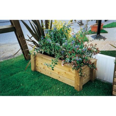 Jardinière DIVONNE rectangulaire modèle standard