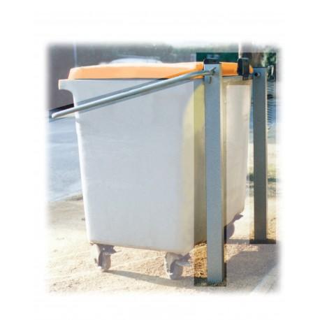 Protège conteneur arceaux pour conteneur